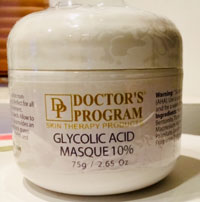 Glycolic Acid Masque 10%